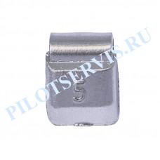 Груз набивной для стальных дисков 5 грамм (200 шт в уп)