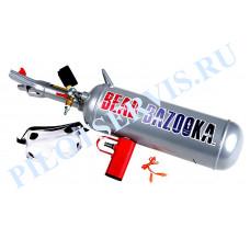 Автоматический бустер TECH BB06L BEAD BAZOOKA c резервуаром 9 литров для быстрой накачки (мгновенной посадки на диск) бескамерных покрышек