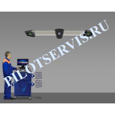 Стенд сход-развал ТехноВектор V7202К5A