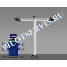 Стенд сход-развал ТехноВектор V7212T5A
