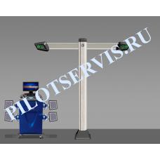 Стенд сход-развал ТехноВектор V7204ТA