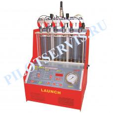 Установка Launch CNC-602 для тестирования и очистки форсунок