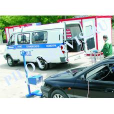 ЛТК-П META На базе а/м ГАЗ 2705 с автом.вводом