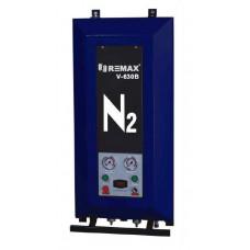 Генератор азота REMAX V-630B, 3,6м3/час, пистолет с манометром, 220В, 530*230*1170мм