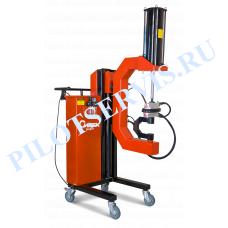 Вулканизатор для грузовых автомобилей Сибек - Эльф-П (с пневматическим приводом)