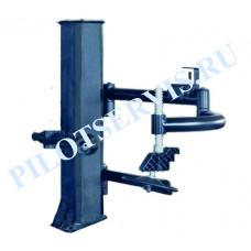 Пневматическое устройство для установки и снятия низкопрофильных шин
