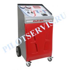 CLEVER ADVANCE BASIC PRINTER - установка для заправки кондиционеров, автомат, принтер