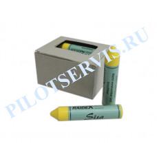 Мел-маркер водостойкий Rema Tip Top SIsa желтый