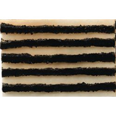 Шнур тонкий черный X-tra Seal, 204 мм