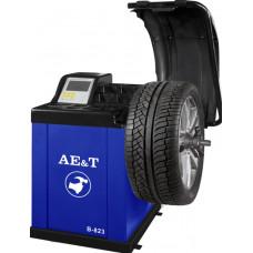 Балансировочный станок B-823 AE&T для колес легковых автомобилей