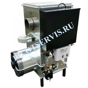 Печь на отработанном масле ПОЛАРУС Р11М 80 (10-80кВт)