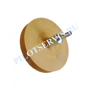 Резиновый диск (88*20 мм), d 6 мм НР-32130