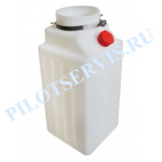 Бачок гидростанции для подъёмника