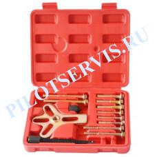 Съемник подшипников резьбовых отверстий (13 предметов) AE&T MHR01007