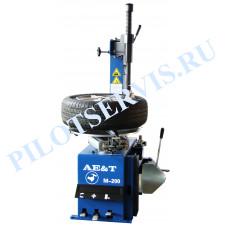 Шиномонтажный станок M-200 AE&T (220В) полуавтомат