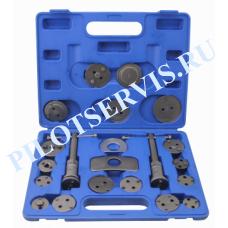 Инструмент сведения тормозных цилиндров (21 предмет) AE&T TA-B1013