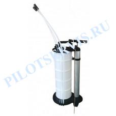 Насос замены масла в двигателе ручной TA-G1099