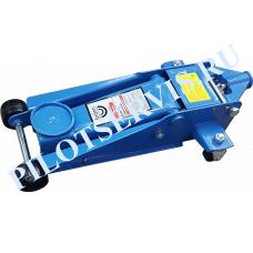 Домкрат подкатной гидравлический 3т BRANN V3