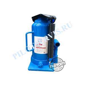 Домкрат бутылочный (пневмогидравлический) BRANN BRB-L-20