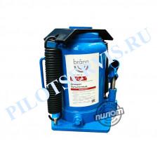 Домкрат бутылочный (пневмогидравлический) BRANN BRB-L-30