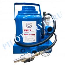 Домкрат бутылочный (пневмогидравлический) BRANN BRB-L-50