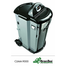 Установка CLIMA-9000 P BUS EVO для заправки автокондиционеров грузовых автомобилей