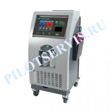 Установка для заправки автокондиционеров GrunBaum AC8000S BUS, автомат