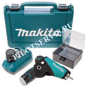 Аккумуляторная дрель Makita DF330DWE