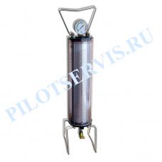 Зарядная колба с подогревом 2 кг