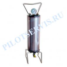 Зарядная колба с подогревом 4,2 кг