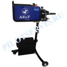 Станок для проточки тормозных дисков без снятия и снятых с автомобиля AE&T AM-983M