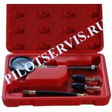 Компрессометр 0-300PSI (14мм и 18мм) AE&T MHR-A1018