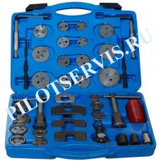 Инструмент сведения тормозных цилиндров (37 предметов) AE&T MHR01018