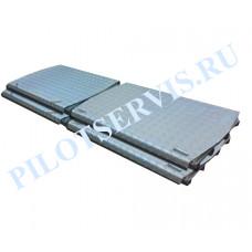 Задние сдвижные платформы для установки в нишу (платформа 019-03)