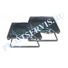 Передние поворотные платформы для стендов 3D (платформы 116 10 000)
