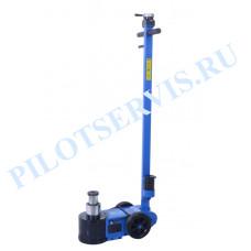 Домкрат пневмогидравлический подкатной (40/20т.) AE&T S40-2EL