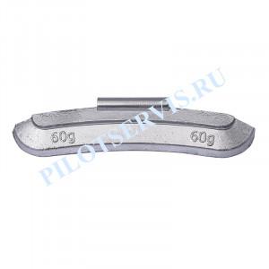 Груз набивной для стальных дисков 60 грамм (50 шт в уп)