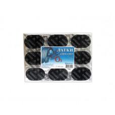 Латка камерная овальная Rossvik О3 (37*57 мм), 100 шт/уп