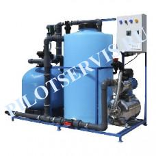 Установка оборотного водоснабжения АРОС -2Lite