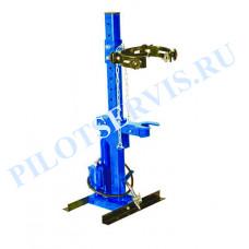 Стяжка пружин (990кг.) AE&T T01402P (пневмогидравлическая)