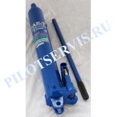 Цилиндр T01205 AE&T гидравлический с насосом  5т двойной