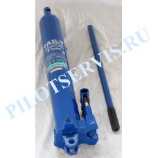 Цилиндр T01208 AE&T гидравлический с насосом  8т двойной