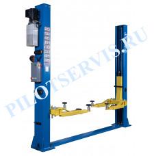 Подъемник AE&T T4B 2-стоечный, 4т, электро-гидравлический, 220В или 380В