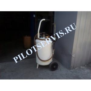 Комплект для раздачи масла из 200л бочки REMAX V-5941