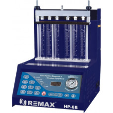 Установка для очистки инжекторов REMAX HP-6B