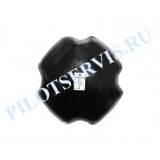 Пластырь диагональный Rossvik D-6-4 (235 мм., 4 с.к, диаг), 5 шт/уп