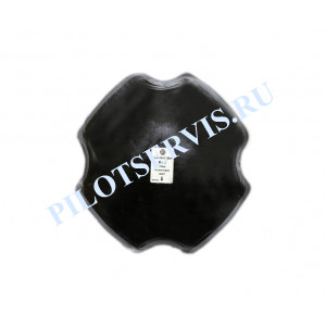 Пластырь диагональный Rossvik D-6 (235 мм., 6 с.к, диаг), 5 шт/уп