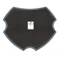 Пластырь диагональный Rossvik DS-21 (370 мм., 4 с.к, диаг), 1 шт/уп