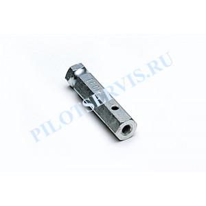Быстросменный адаптер для карбидных фрез №270 и №270P. Используется с быстроразъемным патроном S-1045