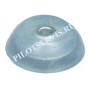 Вставка полиуретановая для полусферы 65/25 мм